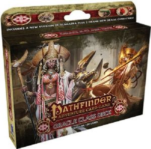 Pathfinder : Add-on Deck – Oracle Class Deck